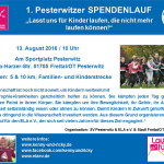Flyer Spendenlauf final